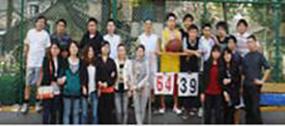 公司内部篮球PK